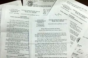 TP Hồ Chí Minh: Dự án Thủ Thiêm Dragon bị phạt vì xây dựng không phép