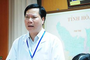 Khởi tố nguyên Giám đốc Bệnh viện đa khoa tỉnh Hòa Bình Trương Quý Dương