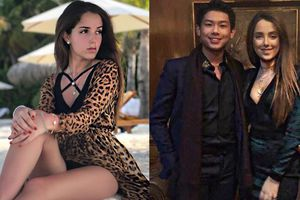 'Bạn gái tin đồn' của em trai út chồng Tăng Thanh Hà xinh như hoa hậu, cực kì gợi cảm và sành điệu