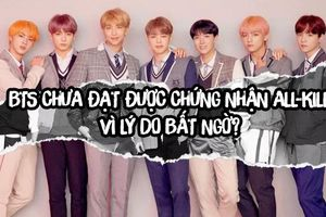 Cứ tưởng BTS và 'Idol' lúc này không có đối thủ: Nhầm rồi, 1 ca khúc đang bất ngờ 'cản đường' boygroup Big Hit!