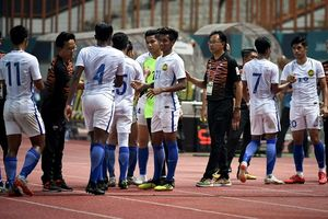 Thua đau phút cuối, Olympic Malaysia chính thức bị loại khỏi ASIAD 2018