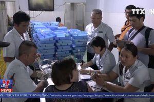 Tạm ngưng hoạt động cơ sở chế biến suất ăn công nghiệp tại TP Hồ Chí Minh