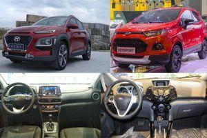 Soi yếu huyệt nội thất, giá bán của 'kẻ đến sau' Hyundai Kona
