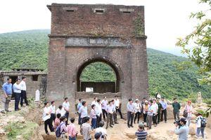 Hình ảnh mới nhất đợt khai quật khảo cổ tại di tích Hải Vân Quan