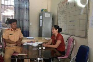 Vụ lăng mạ CSGT Bà Rịa: Xin lỗi công khai lực lượng chức năng