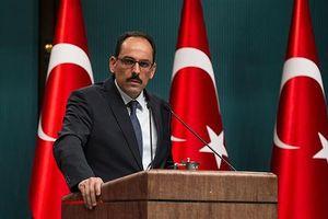 Thổ Nhĩ Kỳ cáo buộc Mỹ phát động chiến tranh kinh tế toàn cầu