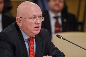 Nga quyết ngăn cản đề xuất trừng phạt của Mỹ liên quan đến Triều Tiên