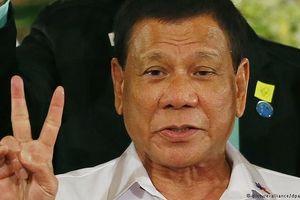 Tổng thống Philippines 'lạnh nhạt' trước lời mời mua vũ khí của Mỹ