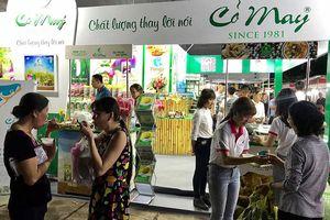 Hơn 400 gian hàng giới thiệu sản phẩm công nghiệp nông thôn tiêu biểu