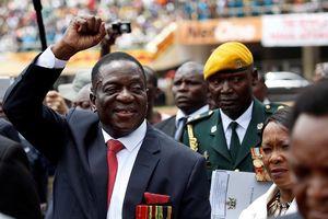 Zimbabwe: Đương kim Tổng thống Emmerson Mnangagwa chính thức tái đắc cử