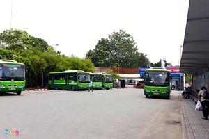 Tăng 937 chuyến xe buýt phục vụ người dân dịp Quốc khánh 2-9