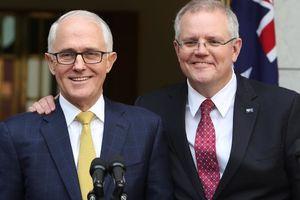 Ông Turnbull bị hạ bệ, Australia có thủ tướng mới