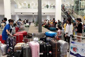 Năm 2018 lượng hành khách qua cảng hàng không sẽ vượt mốc 100 triệu