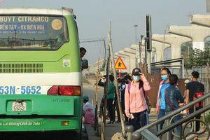 Xe buýt TP Hồ Chí Minh: Loay hoay tìm lối đi