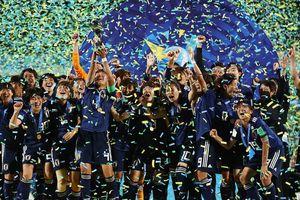 U-20 Nhật đánh bại Tây Ban Nha, vô địch World Cup