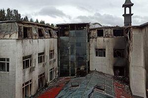Cháy khu nghỉ dưỡng tại Trung Quốc, 18 người thiệt mạng