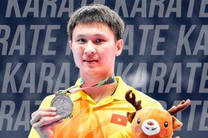 Highlights trận chung kết Minh Phụng giành HCB môn karate