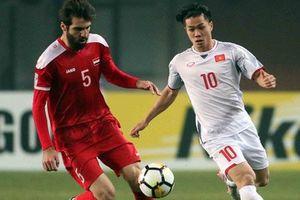 HLV đội Syria: 'Sai lầm là trả giá với Olympic Việt Nam'