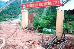 Giáo dục huyện biên giới Kỳ Sơn (Nghệ An): Gượng dậy sau lũ lớn