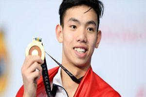 Ánh Viên, Hoàng Quý Phước 'chìm nghỉm' trên đường đua ASIAD 2018, bơi lội Việt Nam vẫn tự hào bởi Huy Hoàng