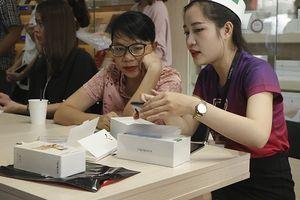 F9 lên kệ tạo kỉ lục mới trên thị trường di động Việt Nam