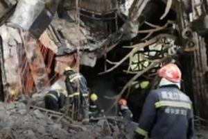 18 người thiệt mạng trong vụ cháy khách sạn tại Trung Quốc