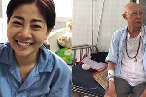 Mai Phương được ủng hộ gần 2 tỷ, Lê Bình nằm giường hành lang 200.000 đồng
