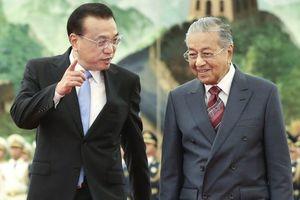 Đảng đối lập Malaysia: 'Không bao giờ thắng nổi Trung Quốc!'