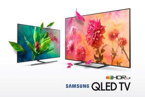 Samsung được chứng nhận HDR10+