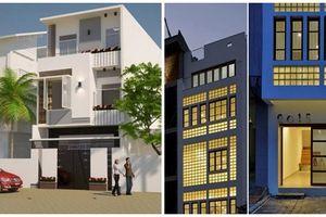 Ấn tượng 10 mẫu nhà phố 80m2 đẹp thanh lịch