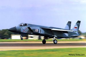 Giải mã chương trình nghiên cứu máy bay cuối cùng của Liên Xô