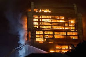 Cháy khách sạn ở Trung Quốc, gần 20 người chết