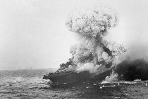 Cơn ác mộng lớn nhất của lính hải quân: Sống sót khi tàu chìm