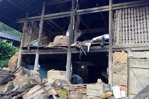Lũ ống gây nhiều thiệt hại tại Lào Cai