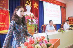 Bà Nguyễn Thị Thu Huyền - Tỉnh ủy viên, Giám đốc BHXH tỉnh Vĩnh Phúc: Đẩy mạnh công tác phát triển đối tượng tham gia BHXH tự nguyện
