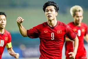 Ghi bàn đưa Olympic Việt Nam vào tứ kết, Công Phượng vẫn dự bị?