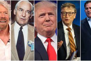 Những bài học 'tỷ USD' qua lăng kính của các tỷ phú