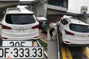Hà Nội: 'Soi' Hyundai Santafe biển ngũ quý 3 được rao bán 2,5 tỷ đồng