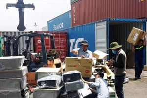 Phế liệu nhập khẩu phải đáp ứng tiêu chuẩn, quy chuẩn quốc gia mới được thông quan