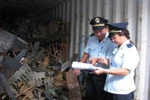 Bộ Tài nguyên và Môi trường thanh tra việc nhập khẩu phế liệu