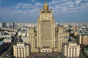 Moskva cảnh báo Washington trước các động thái vội vàng mới ở Syria