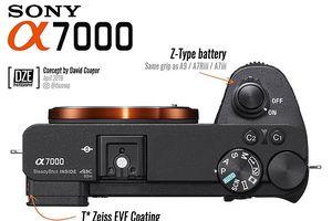 Sony sắp ra mắt A7000: phiên bản thu nhỏ của Sony A9?