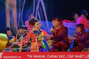 Tối nay, khai mạc Liên hoan Dân ca ví giặm Nghệ Tĩnh 2018 tại Hà Tĩnh