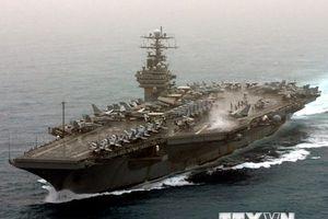 Mỹ 'hồi sinh' hạm đội hải quân then chốt thời Chiến tranh Lạnh