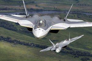 Nga sẽ áp dụng trí thông minh nhân tạo cho tiêm kích Su-57