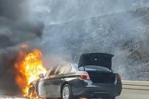 Hàng chục nghìn xe BMW ở Hàn Quốc bị cấm ra đường vì cháy nổ