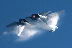 Video chưa từng công bố về máy bay Su-57 của Nga