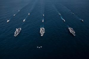 Mỹ khởi động lại Hạm đội 2, sẵn sàng đối phó với Nga