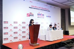 Mở cổng đăng ký giải Techcombank Ironman 70.3 vô địch châu Á - Thái Bình Dương Việt Nam 2019