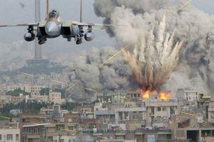 Mỹ cảnh báo sẽ tiếp tục không kích nếu Syria sử dụng vũ khí hóa học